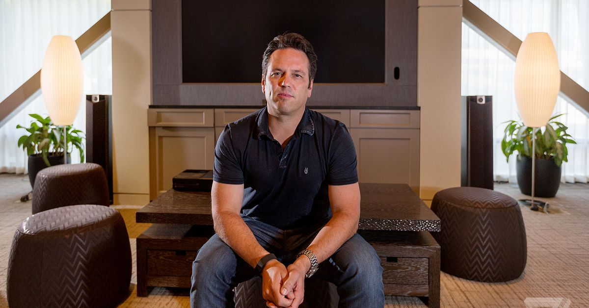 Xbox head Phil Spencer says console tribalism is 'one of the worst things about our industry'