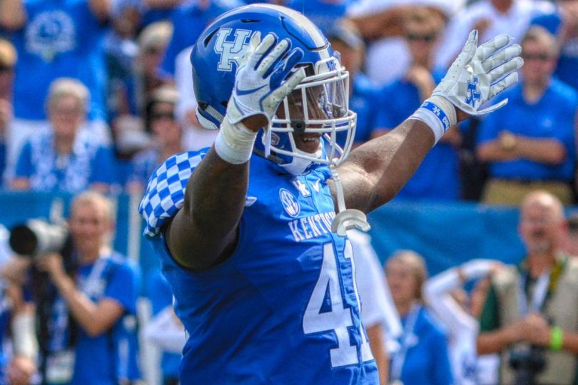 Image result for Middle Tennessee Blue Raiders vs. Kentucky Wildcats