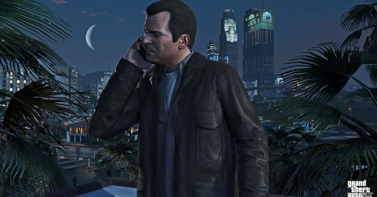 Grand Theft Auto 5 is coming to the PS5 and Xbox Series X in November