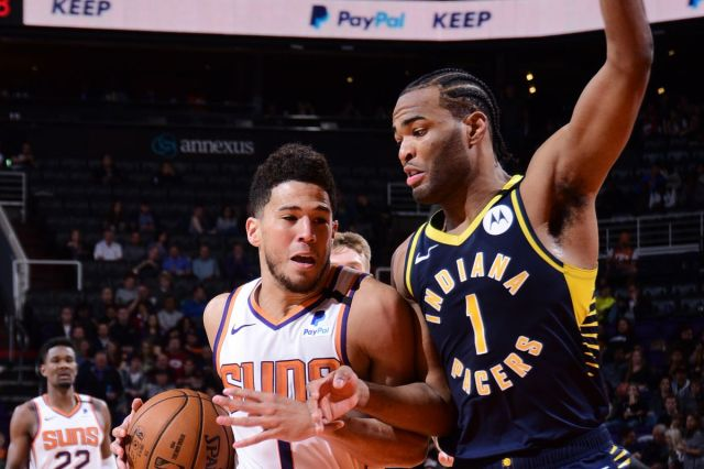 Preview: Sunderella Suns set to take on undefeated Pacers, Tony Buckets -  Bright Side Of The Sun