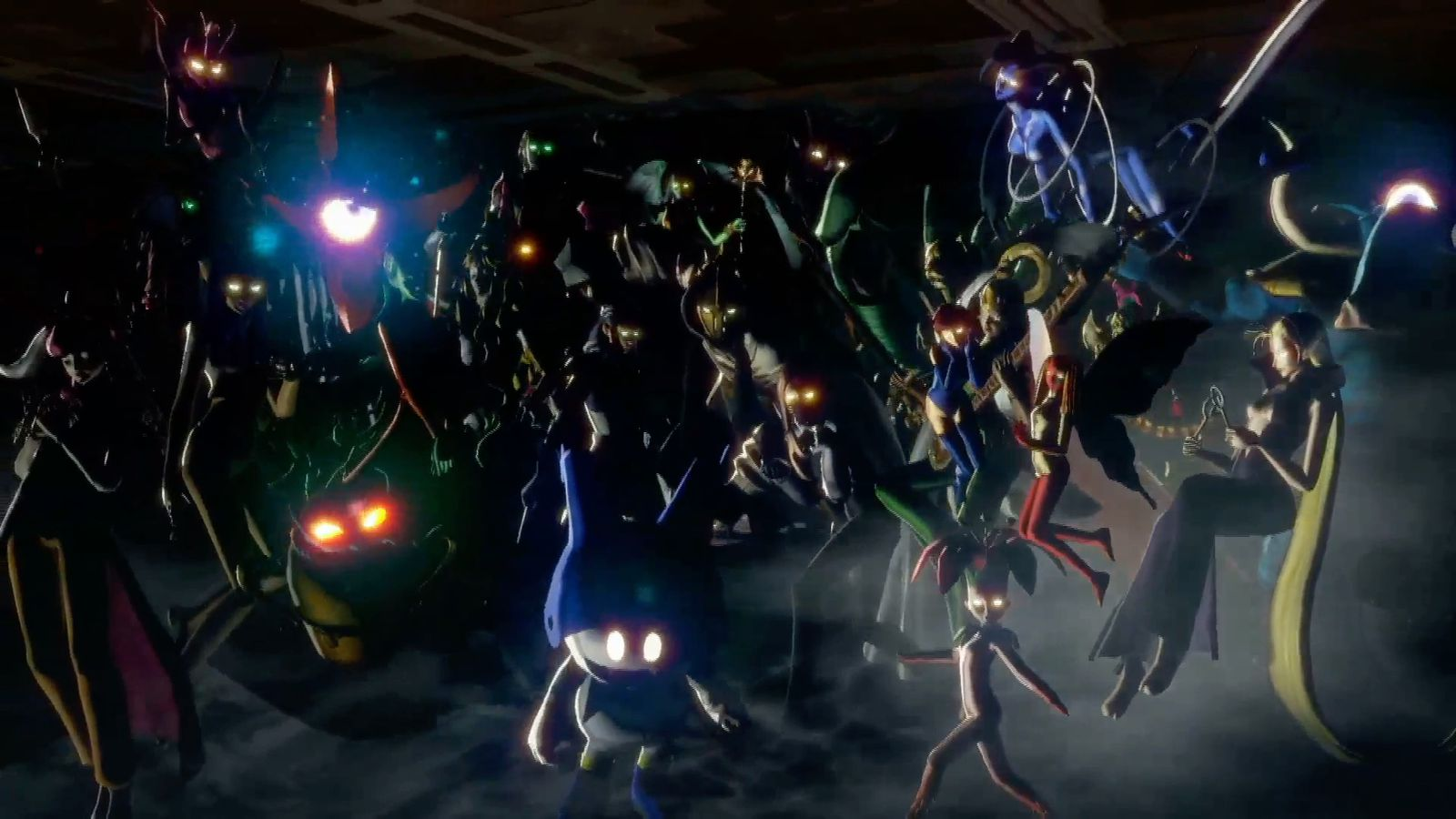Shin Megami Tensei Is Headed To Nintendo Switch Polygon