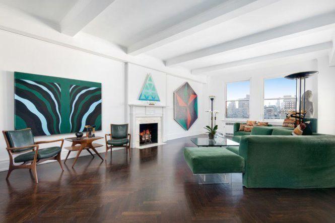 Furniture Designer S Artsy Upper East Side Apartment Seeks 8 5m