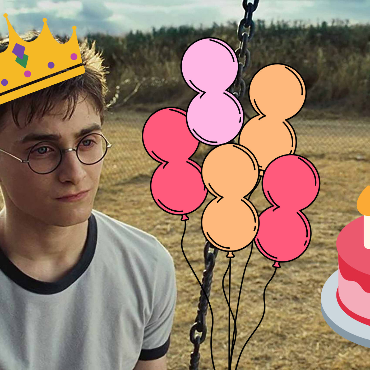 Judging If Harry Potter S Birthdays Were All Awful Based On The Gifts Polygon