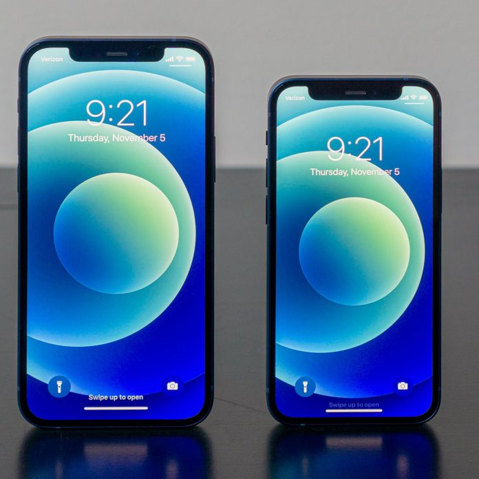 Iphone 12 Mini And The Iphone 12 Pro Max How To Buy The Verge