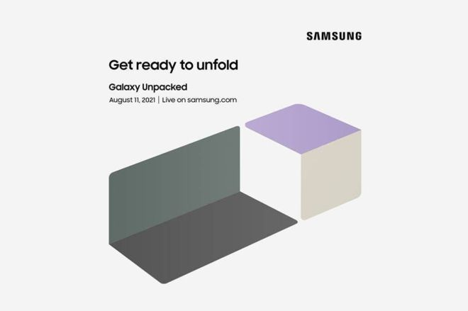 unpacked.0 Samsung announces Unpacked event for August 11th with Galaxy Z Fold and Z Flip teaser   The Verge