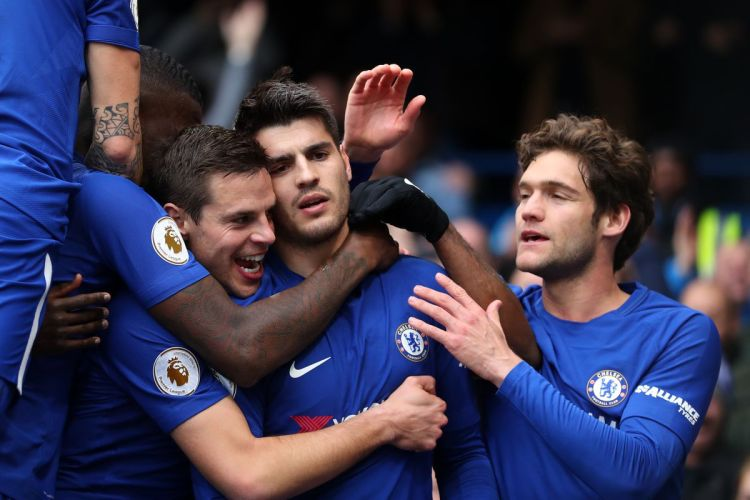 Four Chelsea players called up to the Spanish national ...