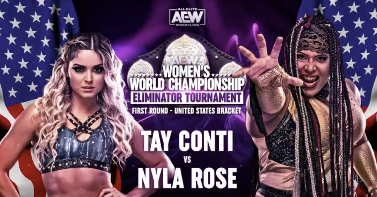 Watch the Feb. 22 edition of AEW Women's Title Eliminator Tournament