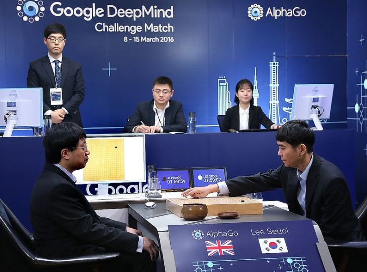 Professional 'Go' Player Lee Se-dol Set To Play Google's AlphaGo