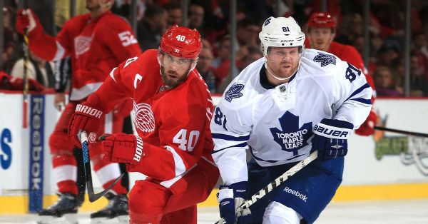 GDT: Maple Leafs @ Red Wings