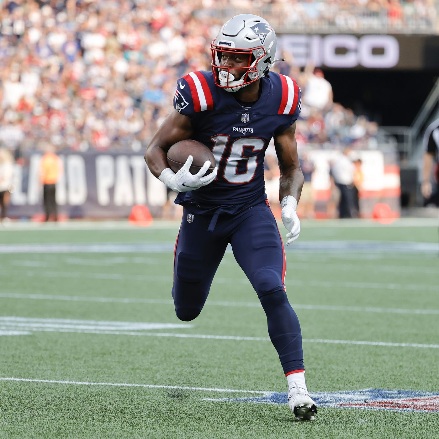 Bill Belichick on Patriots receiver Jakobi Meyers: 'I certainly have a lot  of respect for what he's accomplished' - Pats Pulpit