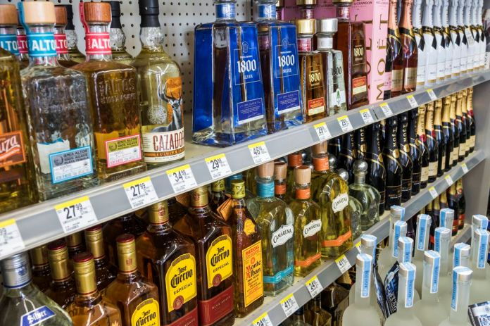 Liquor Store Sales Up Over 20 Percent During Coronavirus Crisis - Eater