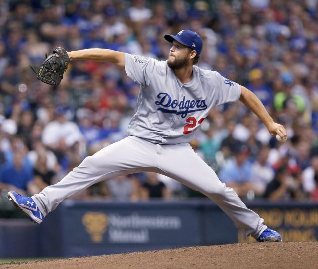 Dodgers Vs Brewers Game  Tv And Streaming Info