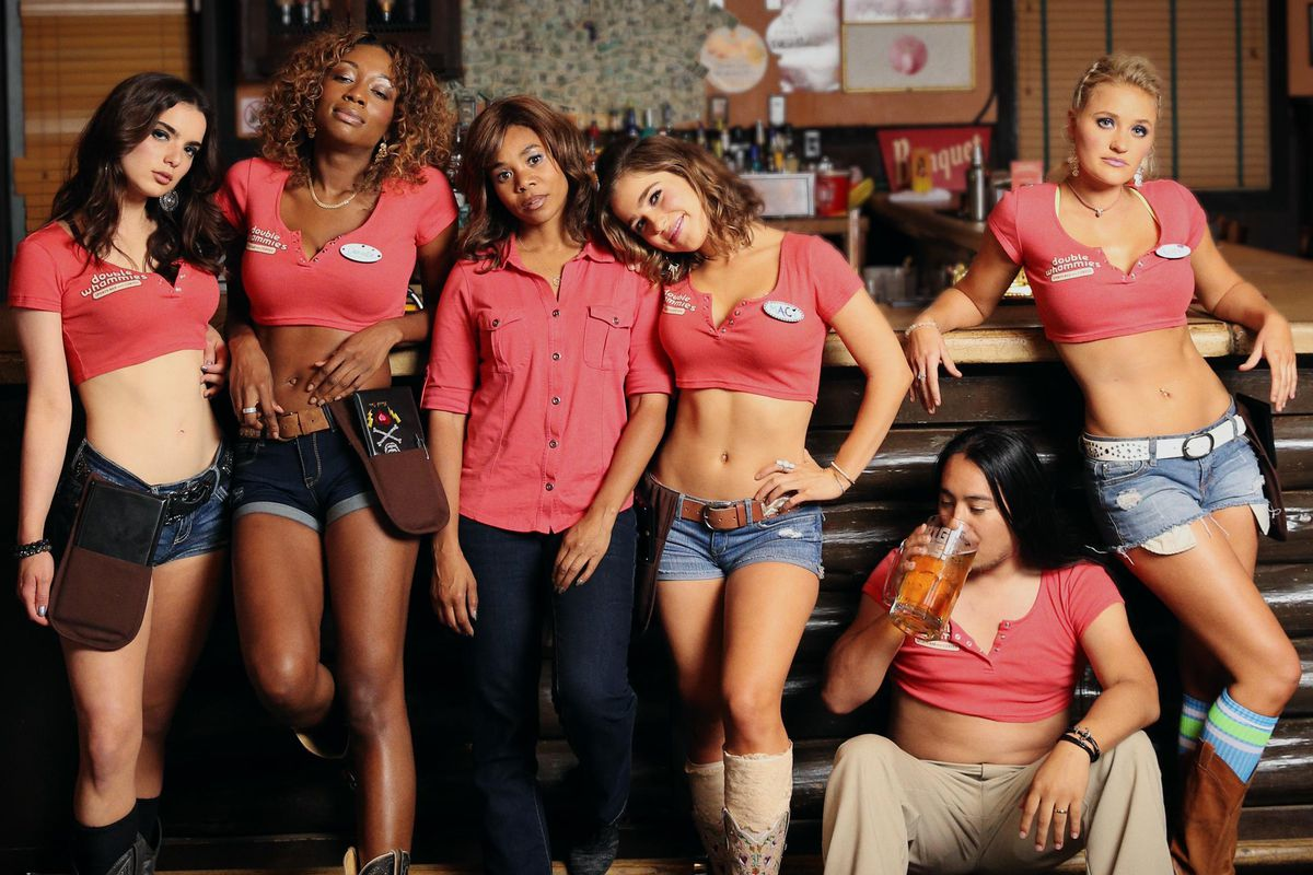 Support The Girls Set In A Hooters Style Bar Is An Outstanding Quietly Feminist Comedy