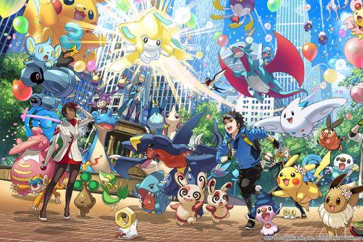Bildergebnis für pokémon go anniversary