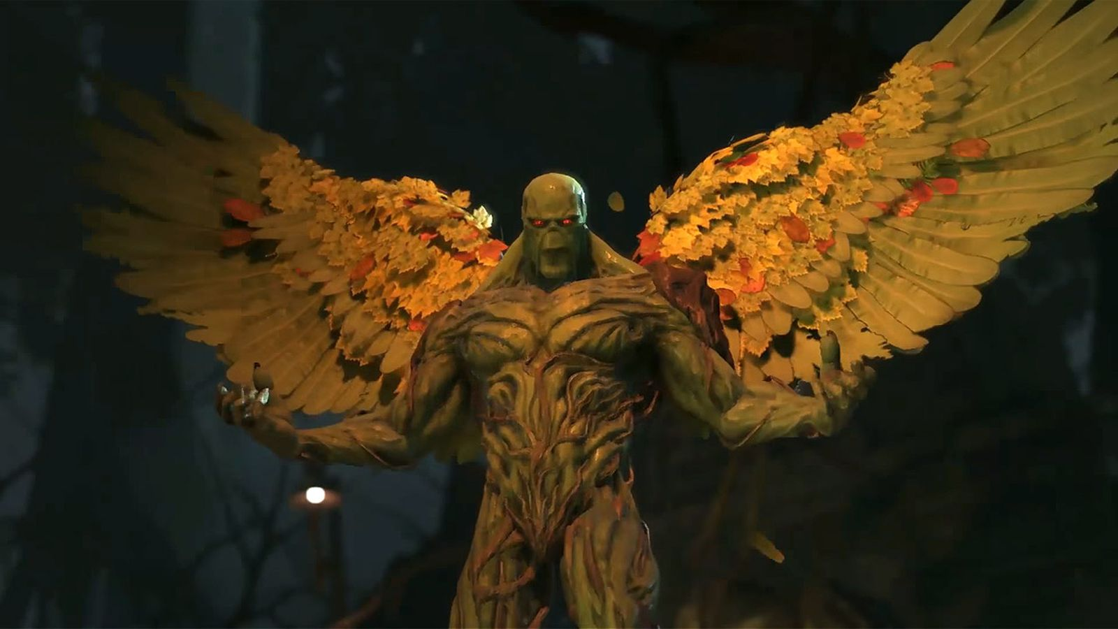 Swamp Thing Confirmed For Injustice 2 Polygon