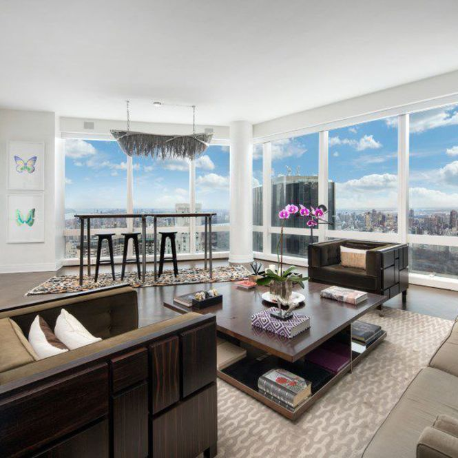 110k Month Time Warner Center Pad Is