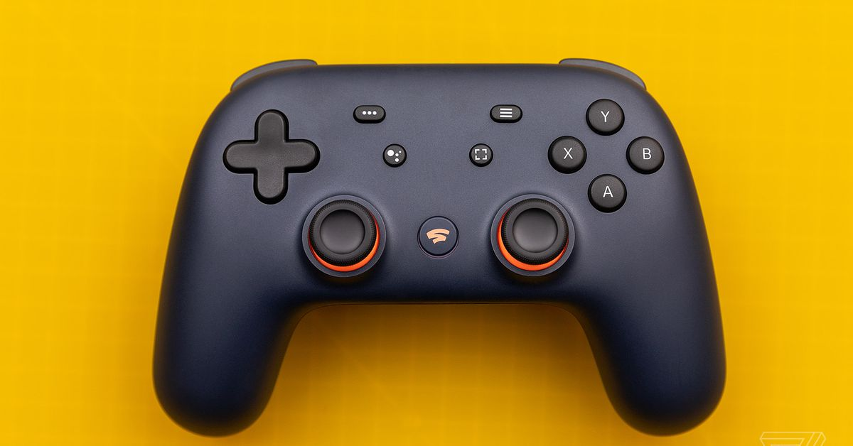 Google Stadia has figured out a way to ditch the fancy gamepad for TV play