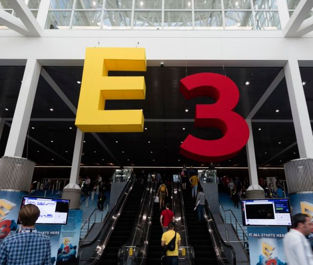 E3 2018 Press Conference Schedule And Livestreams