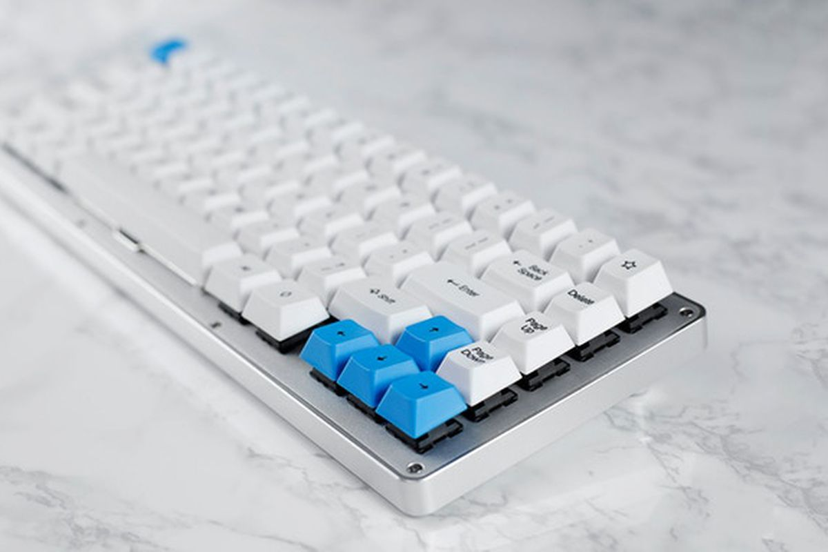 The Whitefox Mechanical Keyboard Is A Pricey But Beautiful
