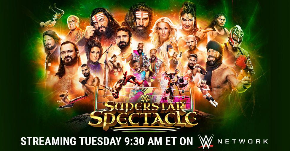 WWE Superstar Spectacle spoilers – Cageside Seats