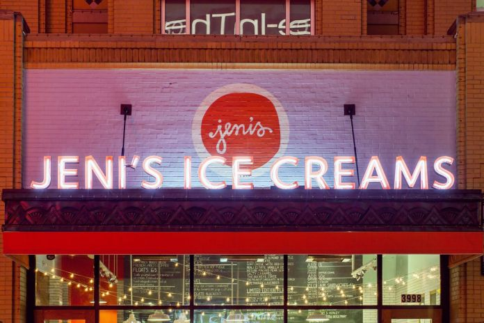 Jeni』s Ice Cream storefront