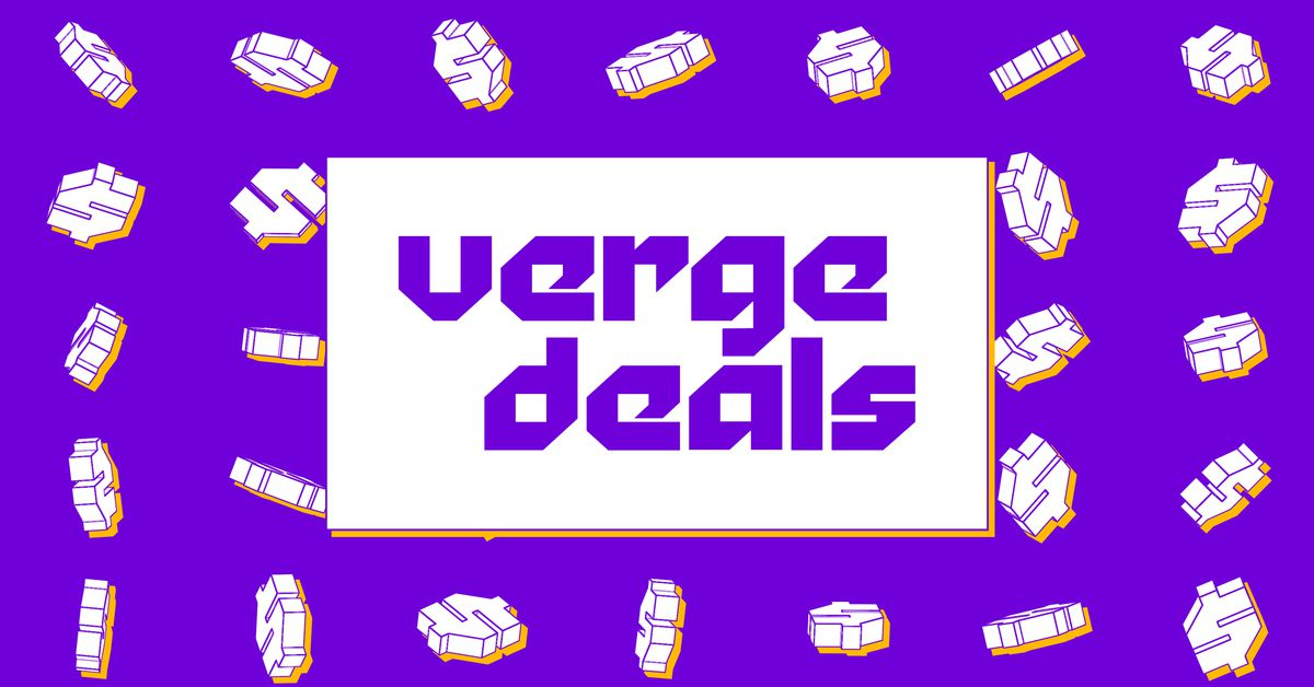 Announcing the new Verge Deals newsletter