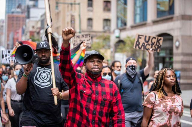 Black Lives Matter Protest Organizer Derrick Ingram Turns Himself In To Police