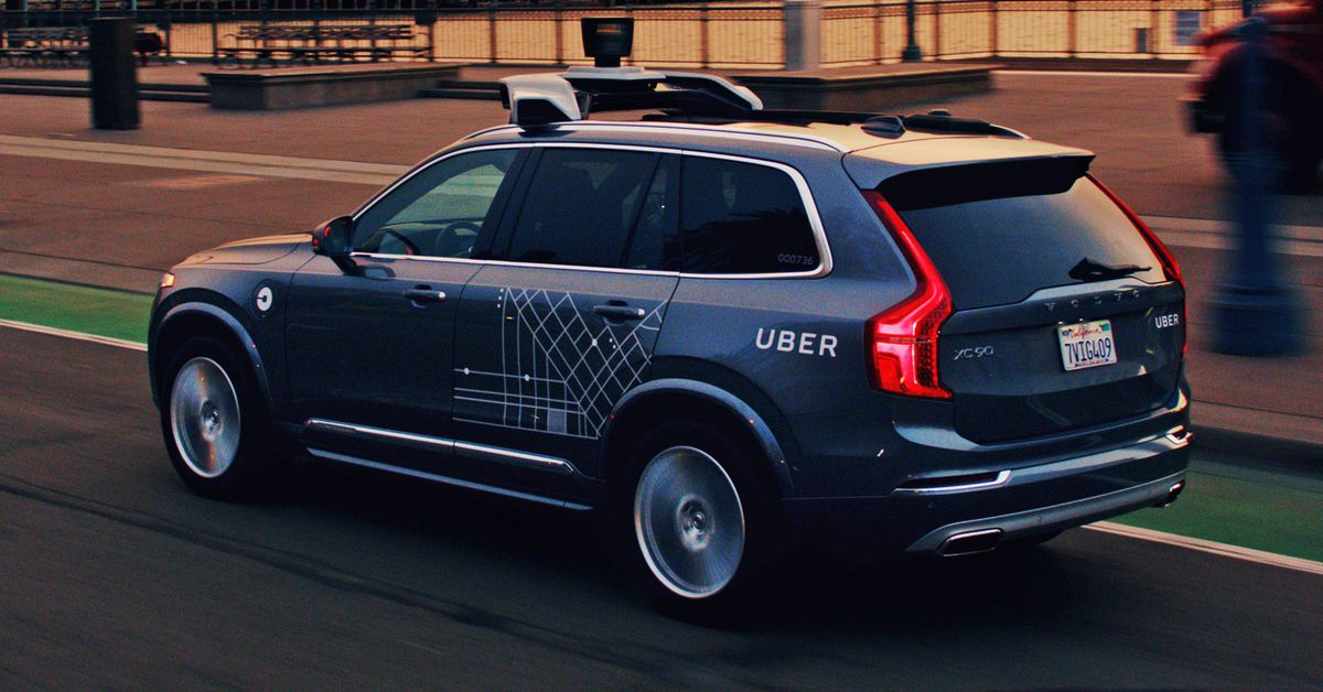 Uber reportedly may sell its self-driving car division to rival Aurora
