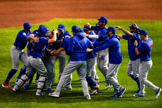 Cubs' Alec Mills no-hits the Brewers for 16th no-hitter in franchise history - Chicago Sun-Times