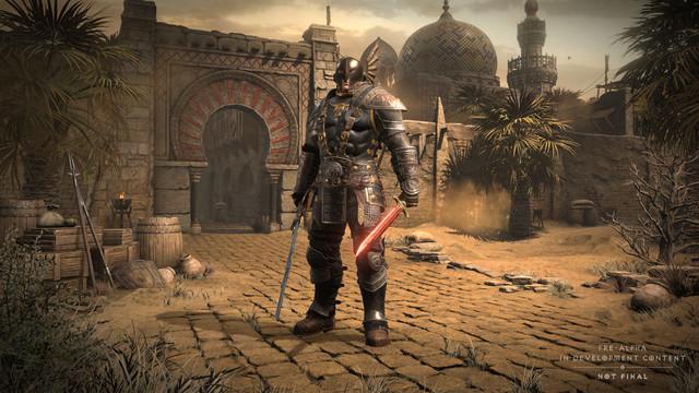 Diablo_II_Char_Select_Act2.0 Diablo 2: Resurrected is modernized by the controller | Polygon