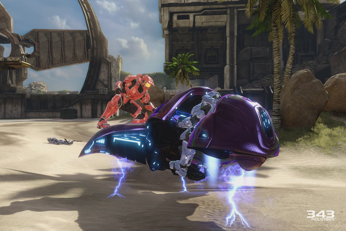 Halo The Master Chief Collection Gets Massive Update With