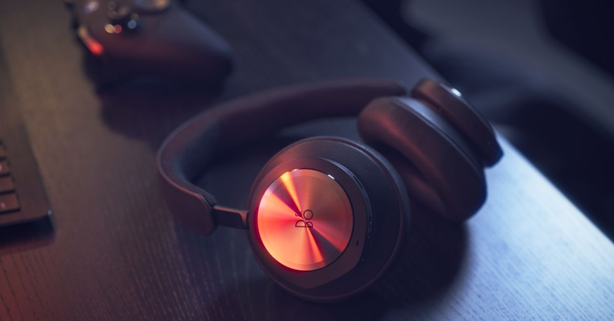 Bang & Olufsen's luxurious gaming headset costs as much as an Xbox Series X