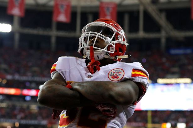 Image result for spencer ware chiefs