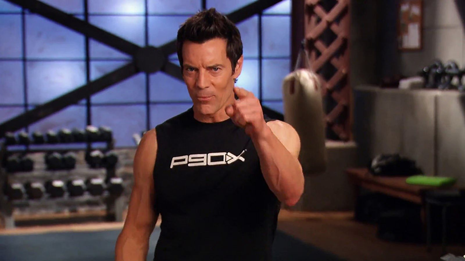 30 Day P90x Program Comes To Xbox Fitness For 59 99