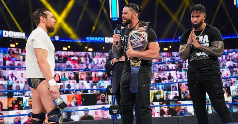 WWE SmackDown results, recap, reactions (Mar. 5, 2021): Downward trend