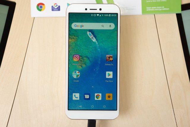 Android Go Membuat Ponsel Murah Menjadi Lebih Baik