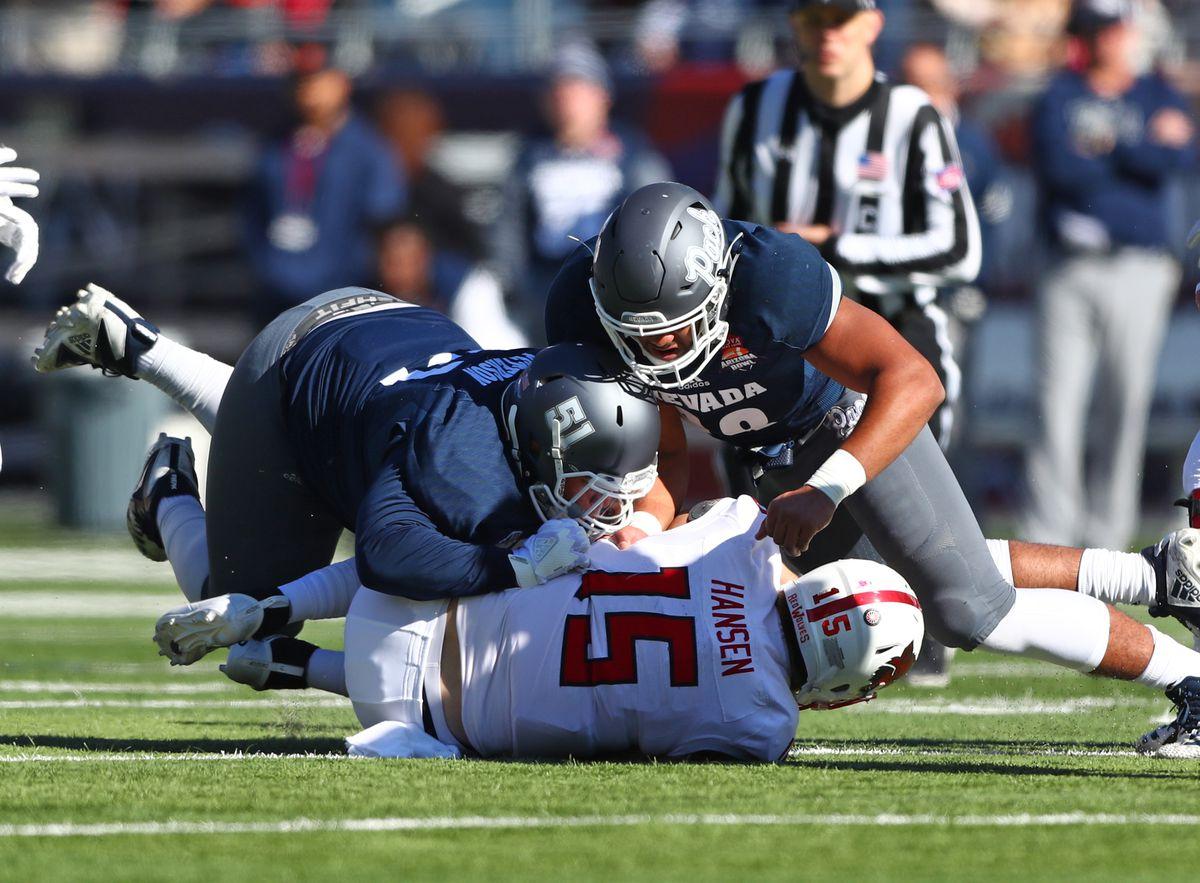 Football de la NCAA: Arizona Bowl-Arkansas State vs Nevada