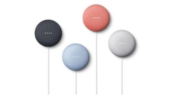 Google announces its Nest Mini smart speaker