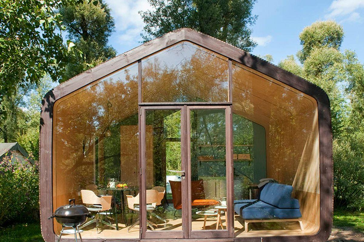 Micro Cabin Floor Plans