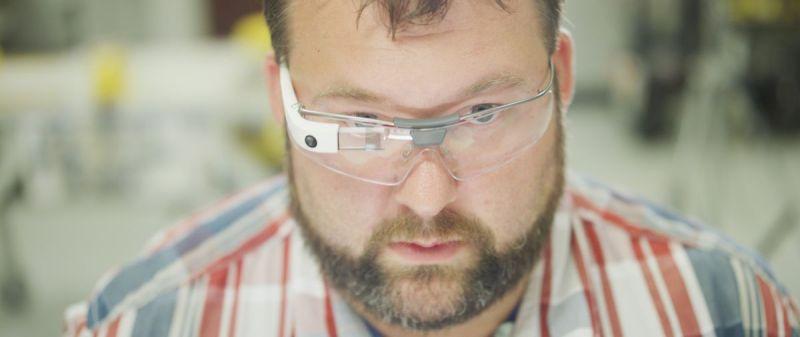Google Glass Edizione Enterprise