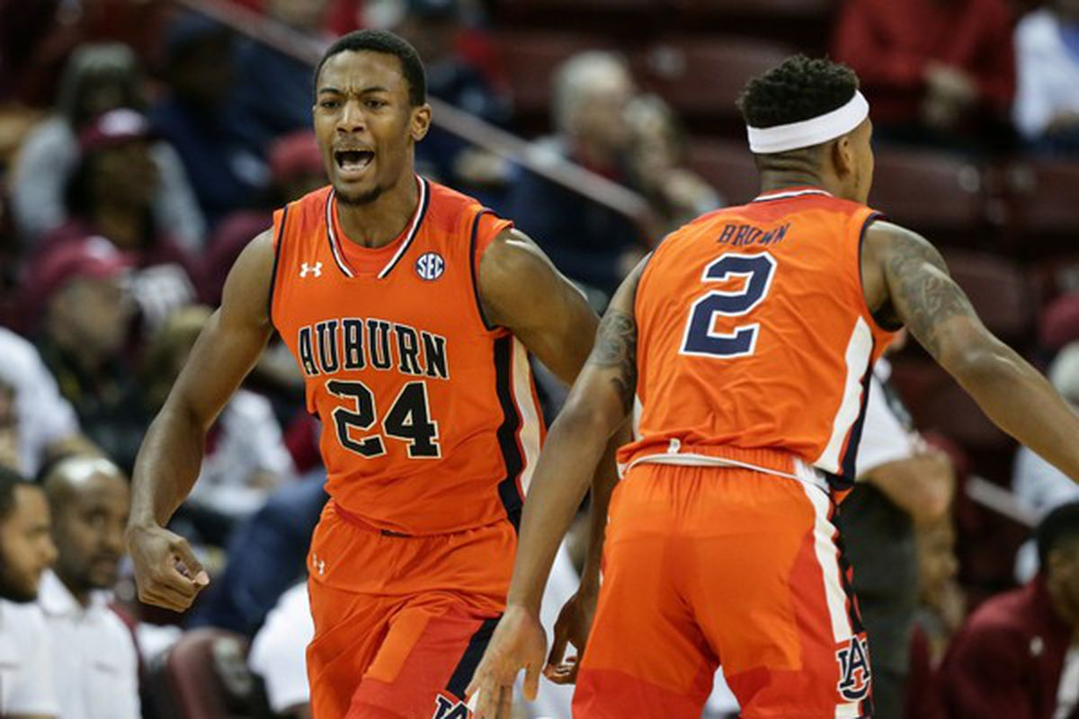 Game Preview And Open Thread Auburn Vs Winthrop