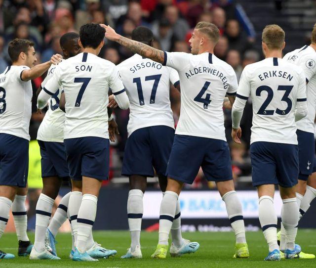 Tottenham   Southampton Player Ratings To The Theme Of Solar