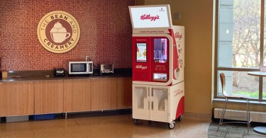 Kellogg's is introducing a cereal robot to make the easiest food to prepare even easier