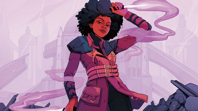 KayaGhostAssassinbyDaniPendergast_cropped.0 Magic: The Gathering launches Black Is Magic, focusing on equity and inclusion   Polygon