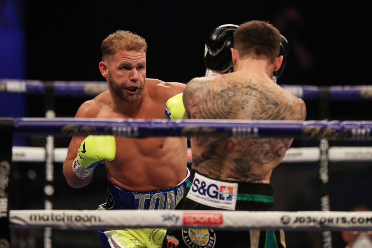 Billy Joe Saunders wins one-sided decision over Martin Murray - Bad Left  Hook