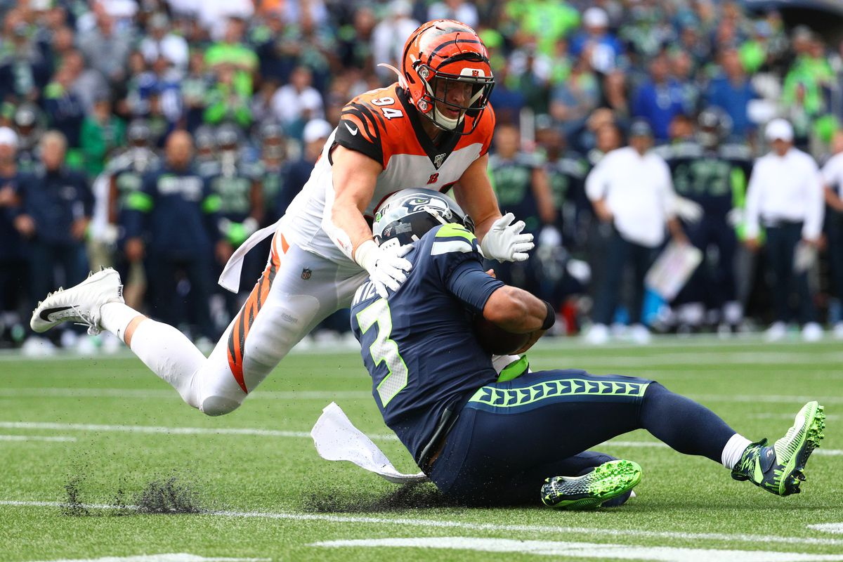 Bengals vs. Seahawks: 6 winners and 6 losers from wild Week 1 matchup -  Cincy Jungle