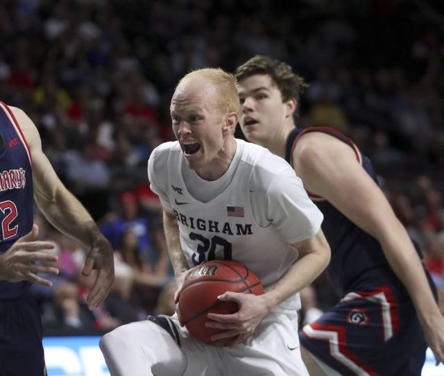 Byu Mens Basketball Commemorates Season With Its Own One Shining