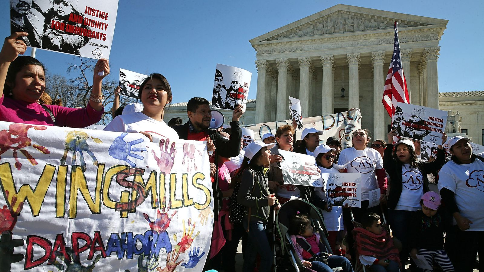 United States V Texas The Biggest Immigration Case In A