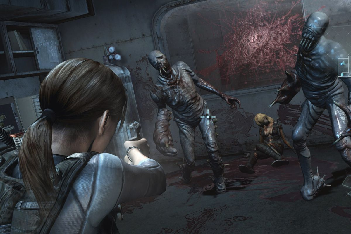Resident Evil: Revelations coming to PS4, Xbox One later this year - Polygon