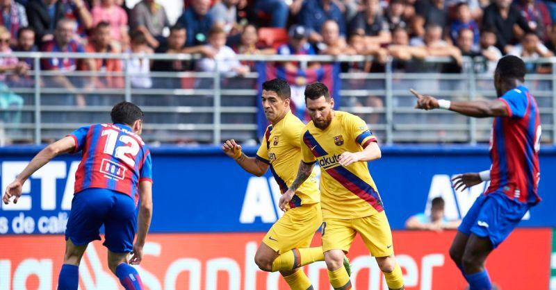Eibar 0-3 Barcelona: Recap